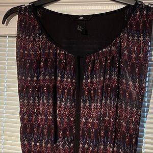 H&M Sheer Summer dress